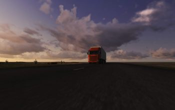 Big_Truck_On_The_Road_Sunset.jpg